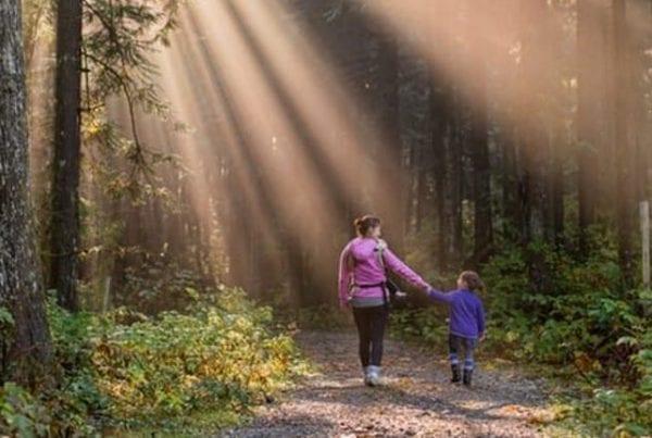 Conscious Parents in Nature